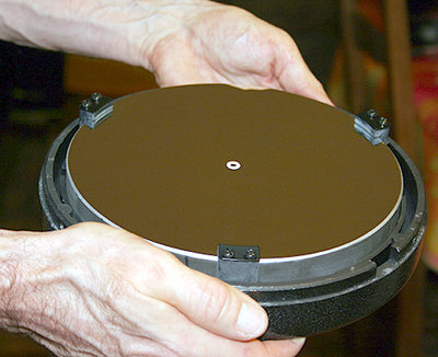 Nettoyage et collimation for Miroir parabolique telescope